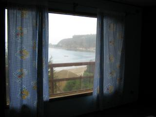 suite con vista al mar